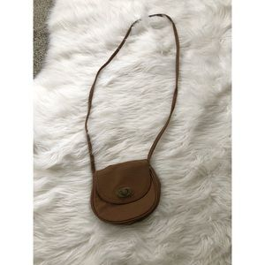 Crossbody mini satchel